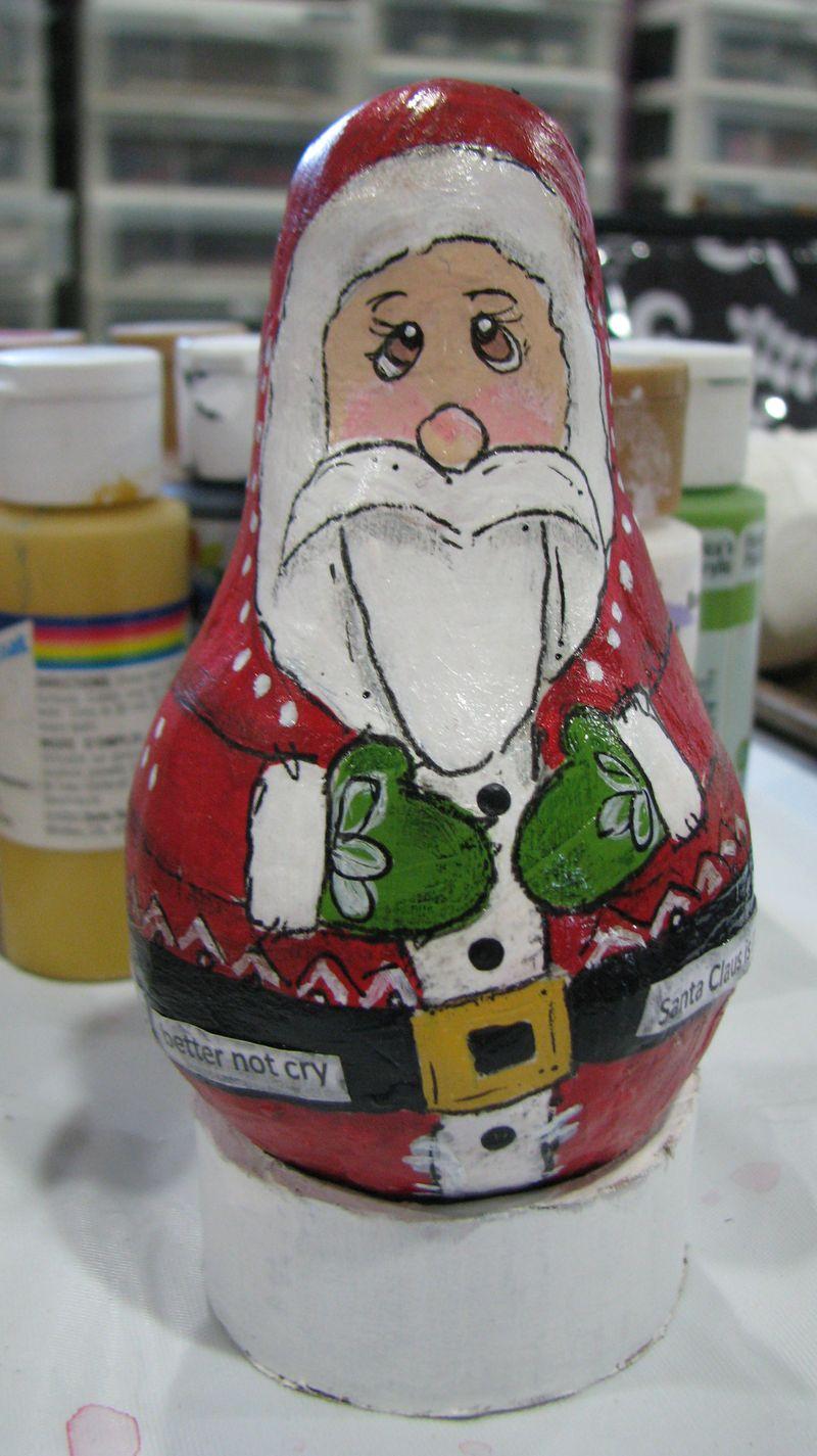 Santa ornaments 008