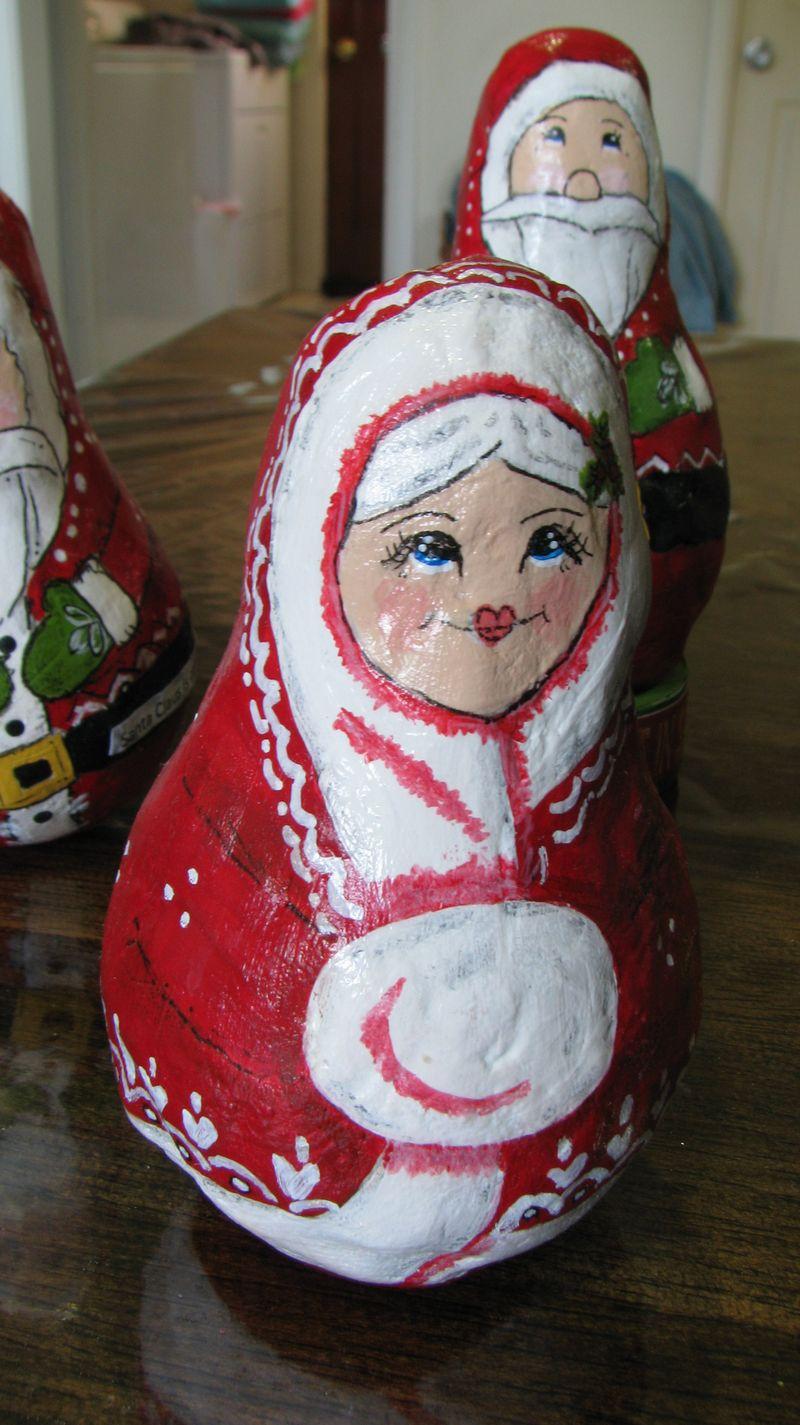 Santa mrs. claus 003