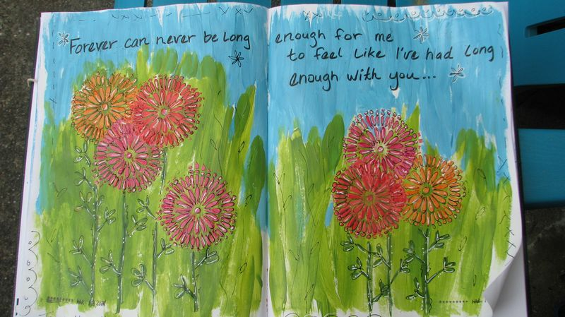 Dandelion journal 013