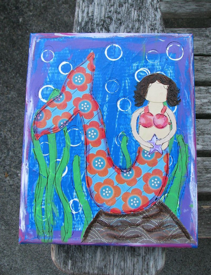 Mermaid class 004