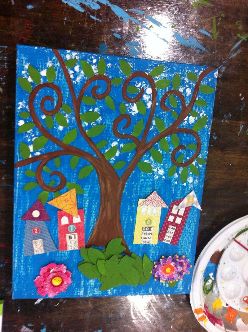 Tree houses 2
