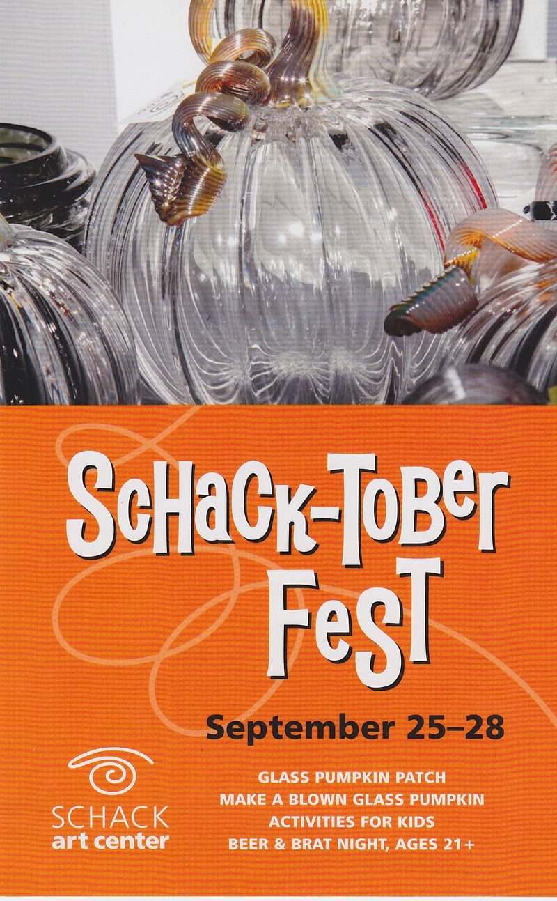 Schack flyer