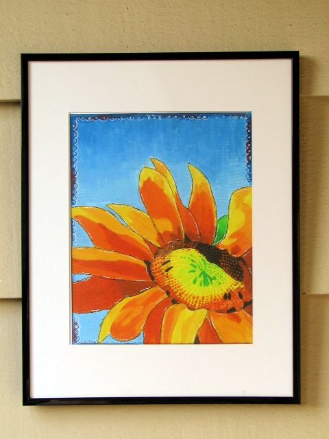 Etsy sunflower better